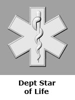 Dept Star of Life