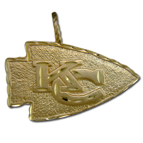 Kansas City Chiefs KC Arrow Head (large)