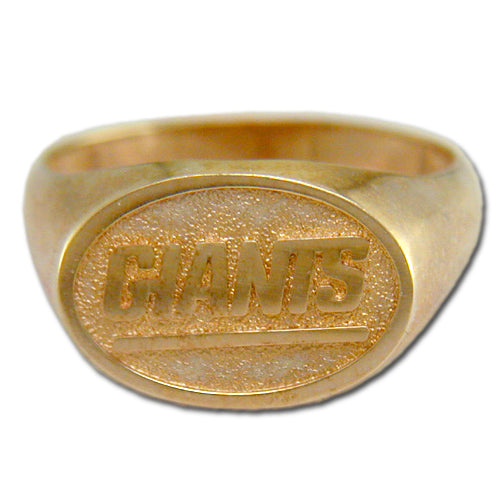 New York Giants Ring