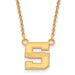 SS GP Swarthmore College Small Pendant w/ Necklace