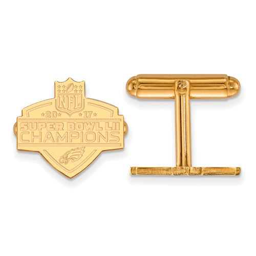 GP SS PhilaEagles Super Bowl LII Champions Cuff Links