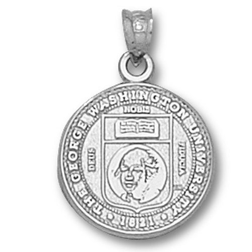 George Washington University Seal Pendant