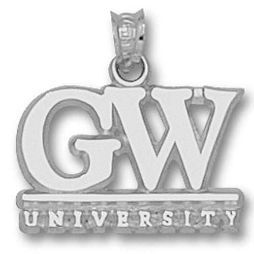 George Washington University GW UNIVERSITY Pendant
