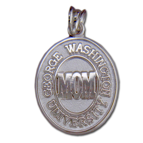 George Washington University GW MOM Pendant