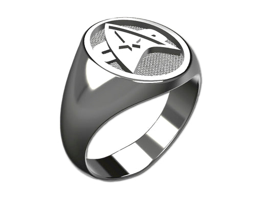 Star Trek Ring - Delta Flyer
