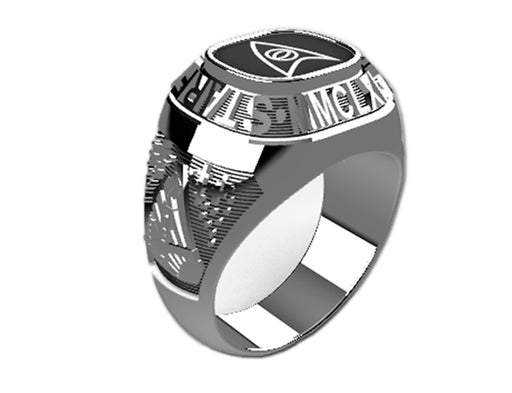 Star Fleet Academy Ring