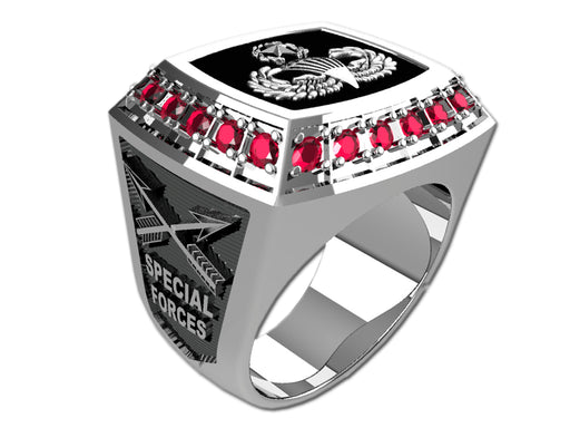 US Army Mens Ring - Championship Style Type III