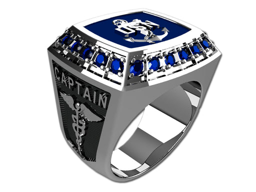 US Navy Mens Ring - Championship Style Type III