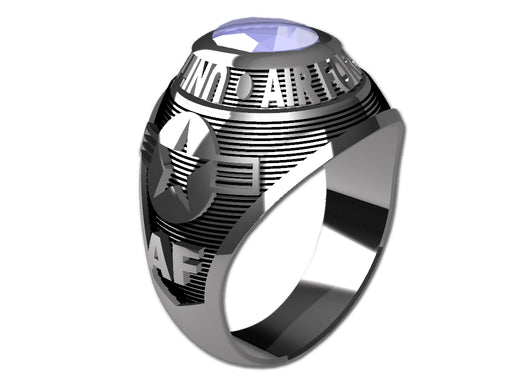US Air Force Ladies Ring - Classic