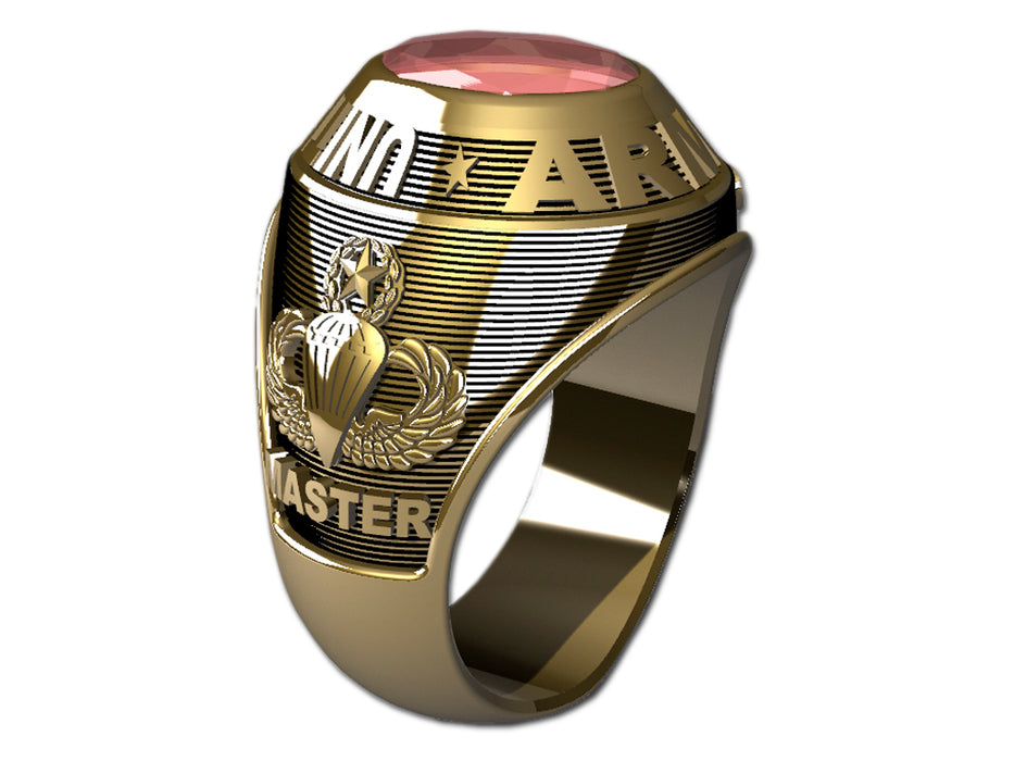 US Army Mens Ring - Classic