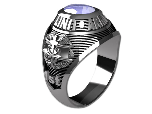 US Army Ladies Ring - Classic