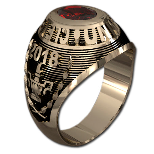 Traditional Ladies Class Ring