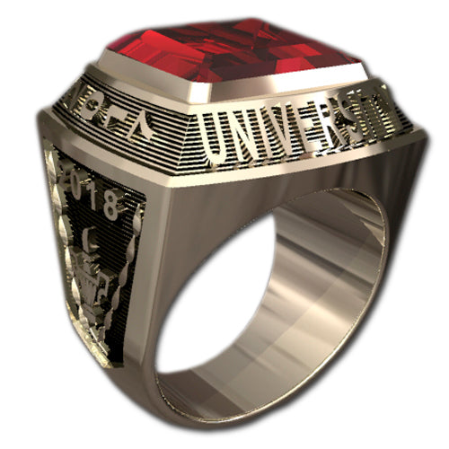 Class Ring - Championship Style