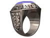 US Coast Guard Mens Ring - Championship Style Type I