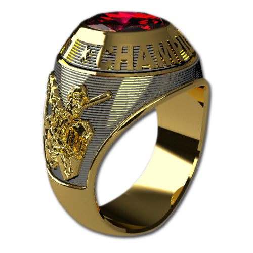 Mens Traditional Championship Ring