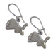 Detroit Lions Lion Earrings