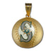 Seattle Mariners Baseball 14 kt Gold Pendant