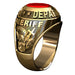 Mens Traditional Police Ring