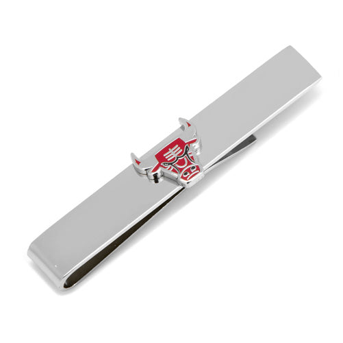 Chicago Bulls Tie Bar
