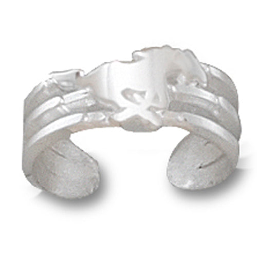 Southern Methodist University MUSTANG Toe Ring