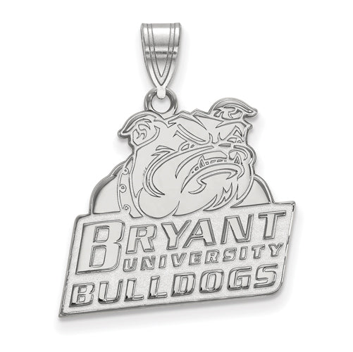 SS Bryant University Large Pendant