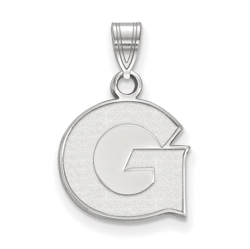 SS Georgetown University Small Pendant