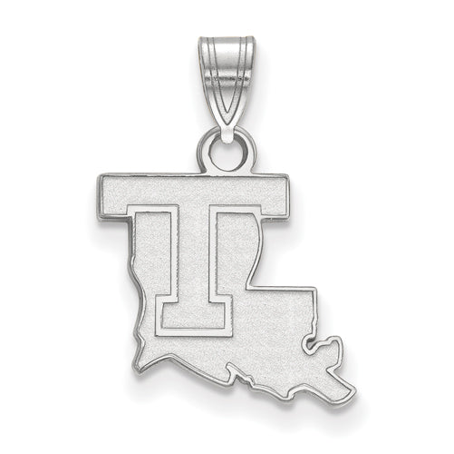 SS Louisiana Tech University Small Pendant