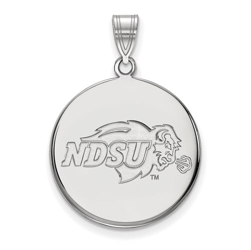 SS North Dakota State Large Disc Pendant