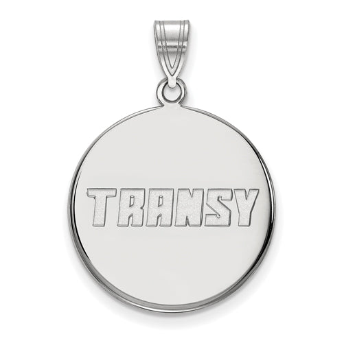 10kw Transylvania University Large Disc Pendant