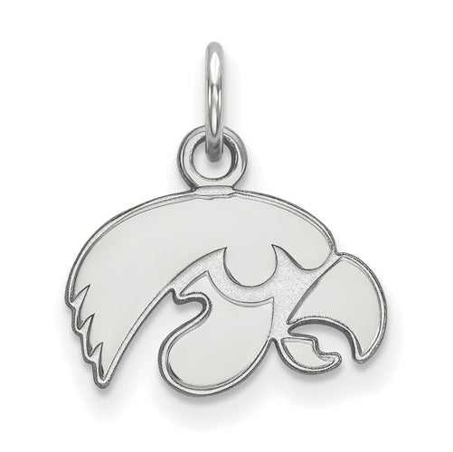 SS University of Iowa XS Hawkeye Pendant