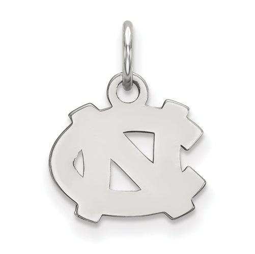 SS University of North Carolina XS NC Logo Pendant