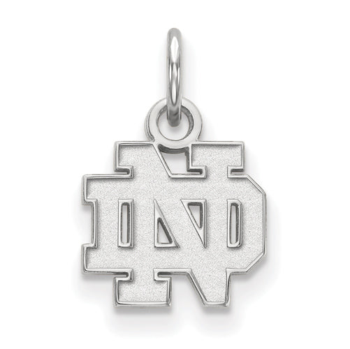 SS University of Notre Dame XS ND Pendant