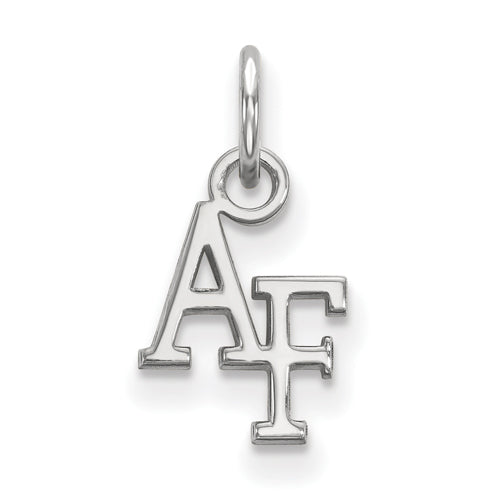 Sterling Silver US Air Force Academy XS Pendant