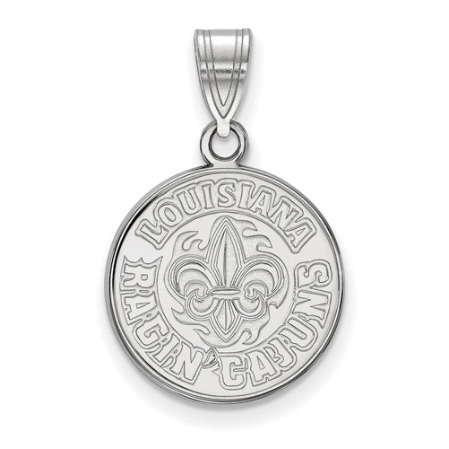 SS University of Louisiana at Lafayette Medium Pendant