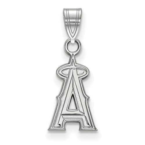 SS MLB  Los Angeles Angels Small Pendant
