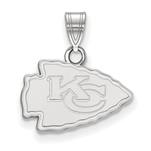 SS Kansas City Chiefs Small Pendant