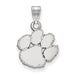 SS Clemson University Small Pendant