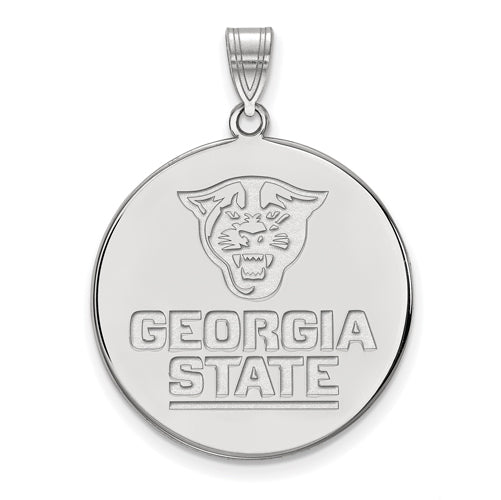 SS Georgia State University XL Disc Pendant