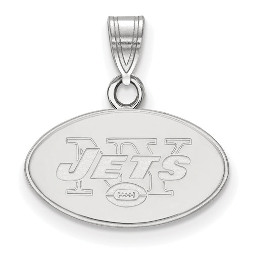 14kw New York Jets Small Pendant