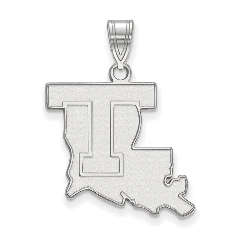 SS Louisiana Tech University Large Pendant