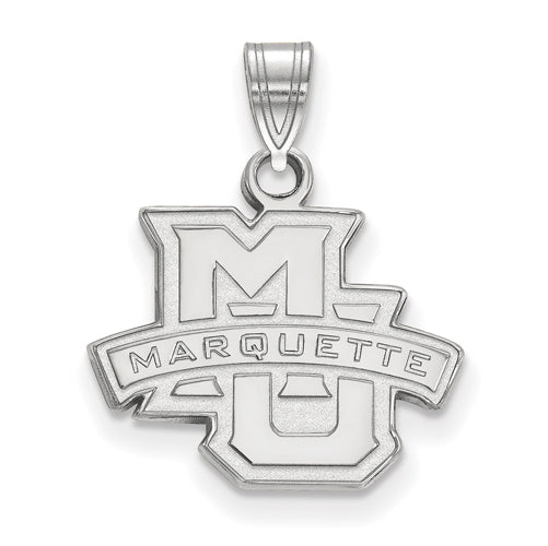 SS Marquette University Small Athletics Pendant