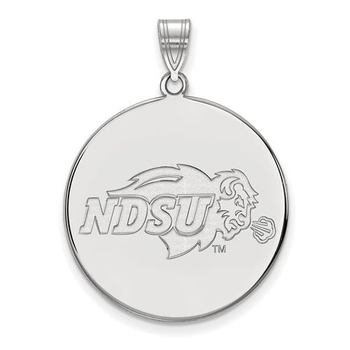 SS North Dakota State XL Disc Pendant