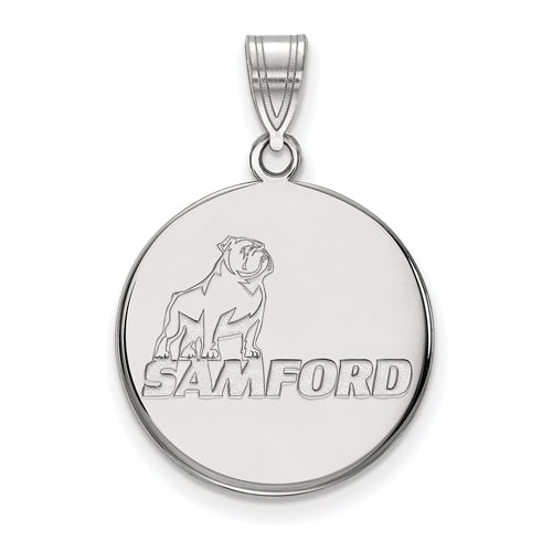SS Samford University Large Pendant