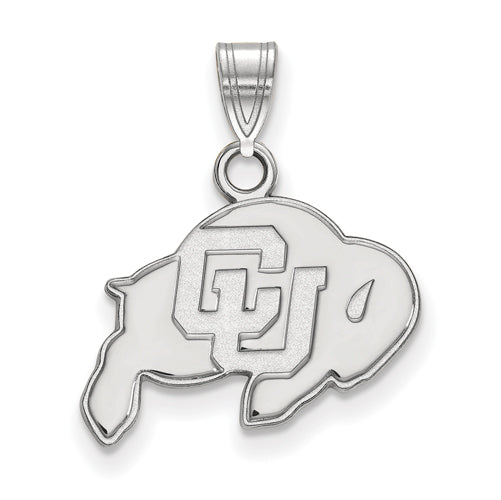 SS University of Colorado Small Buffalo Pendant