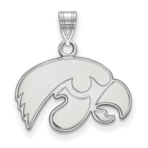 SS University of Iowa Small Hawkeye Pendant