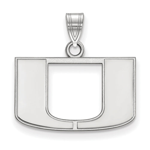 SS University of Miami Small Pendant