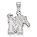 SS University of Memphis Small Tigers Pendant