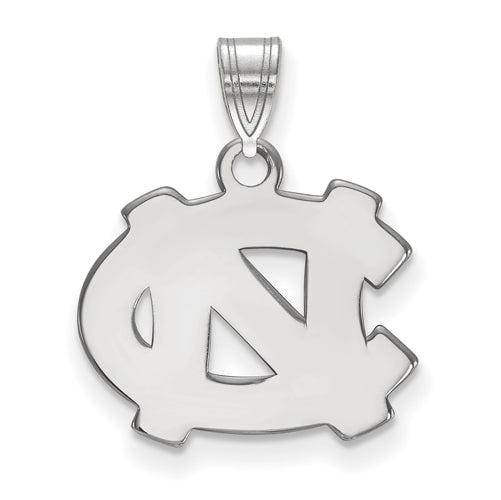 SS University of North Carolina Small NC Logo Pendant