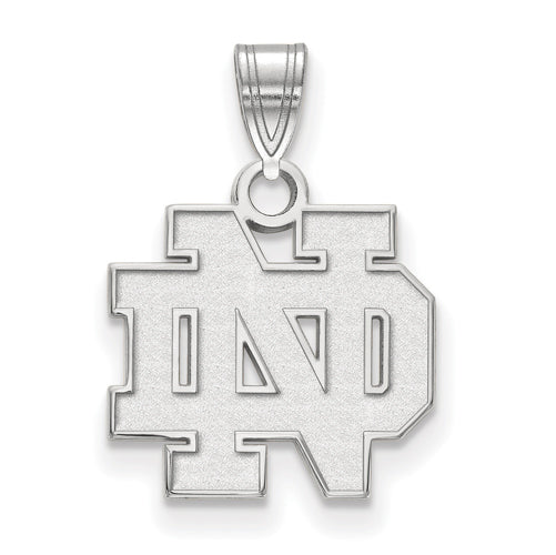 SS University of Notre Dame Small ND Pendant