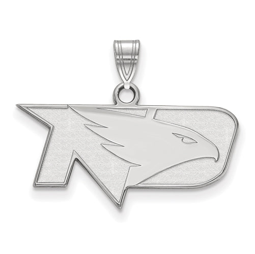 SS University of North Dakota Small Fighting Hawks Pendant